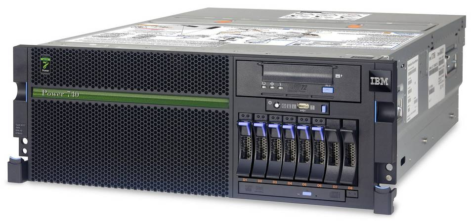 IBM Power 740 Express