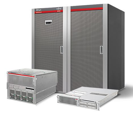 Oracle Sun SPARC M-Series Systems